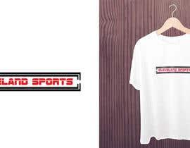 nº 12 pour Cleveland Sports T-Shirt Illustration par mahmudulhaque35