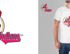 nº 18 pour Cleveland Sports T-Shirt Illustration par mahmudulhaque35
