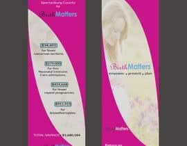#51 for Design a Brochure - BirthMatters ROI Bookmark by JAHIRULI6116