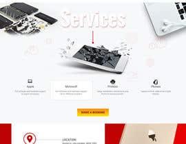 nº 16 pour Design a Website Mockup par webmastersud