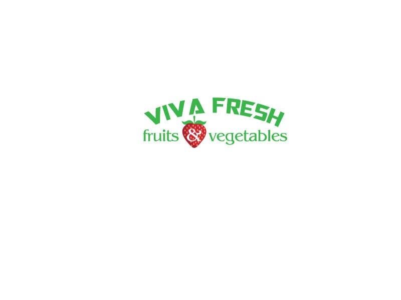 Kilpailutyö #                                        40                                      kilpailussa                                         Design a Logo for a Wholesale Produce Company