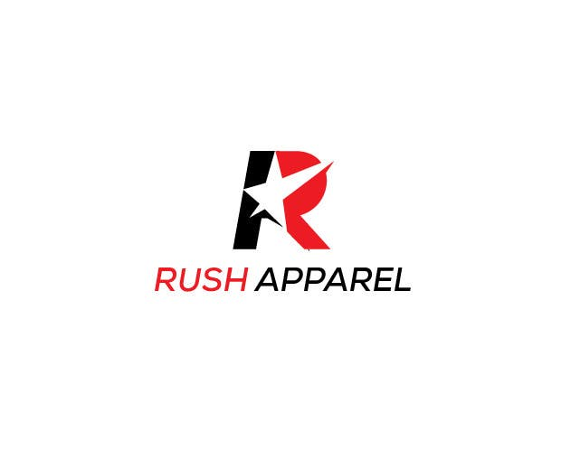 Proposition n°57 du concours Brand Logo for Rush Apparel