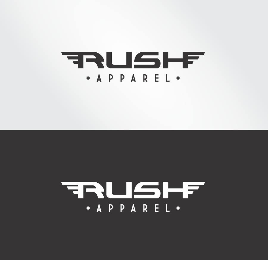 Proposition n°12 du concours Brand Logo for Rush Apparel