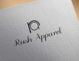 nº 91 pour Brand Logo for Rush Apparel par alaminn25011995