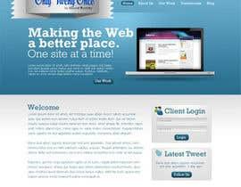 nº 25 pour A logo for my creative blog 'onlytwenyonce.com' par miraj2946
