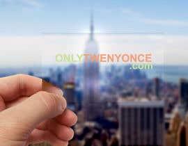 nº 7 pour A logo for my creative blog 'onlytwenyonce.com' par jhraju41