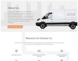 #4 for Design a Website Mockup for Mechanical Service and Repair Contractor by wxyjaved