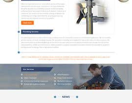 #19 for Design a Website Mockup for Mechanical Service and Repair Contractor by bestwebthemes