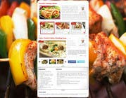 Graphic Design Contest Entry #33 for Graphic Design for Click, Pick and Cook