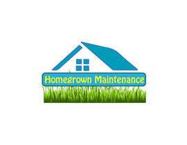 #35 para Design a Logo for Homegrown Maintenance por topprofessional