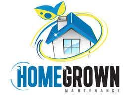 #72 para Design a Logo for Homegrown Maintenance por maryanfreeboy