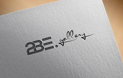 #49 for desgin a logo for 2be.gallery - online art marketplace by taher001