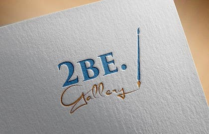 #32 for desgin a logo for 2be.gallery - online art marketplace by Diva01