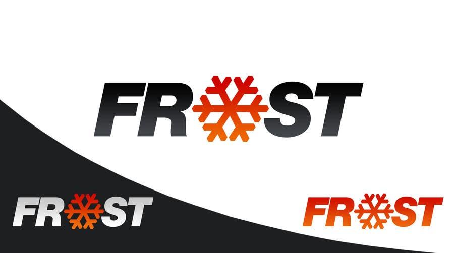 Конкурсная заявка №16 для Logo Design for Frost