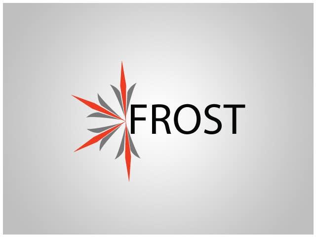 Inscrição nº 94 do Concurso para Logo Design for Frost