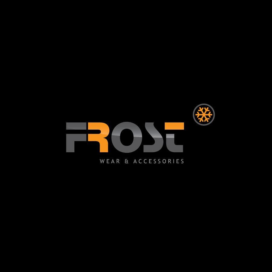 Inscrição nº 210 do Concurso para Logo Design for Frost