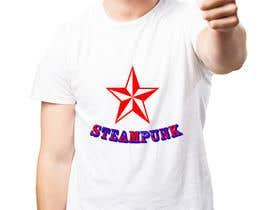 nº 8 pour Steampunk T-Shirt Design par Designertoufiq
