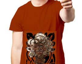 nº 9 pour Steampunk T-Shirt Design par Designertoufiq