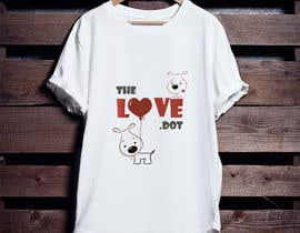 nº 100 pour Design a T-Shirt, the love dot v1 par sydulfreelancr