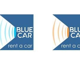 #119 for Design a rent a car logo: Blue Car by gbeke