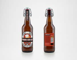 #12 for Beer Label - Front and Back by gilescu