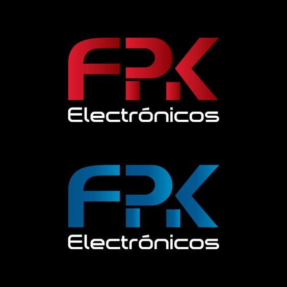 Inscrição nº 306 do Concurso para Logo Design for FPK Electrónicos