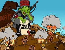 nº 36 pour Troll Political Cartoon par MaximizePlay