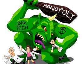 nº 47 pour Troll Political Cartoon par danimations