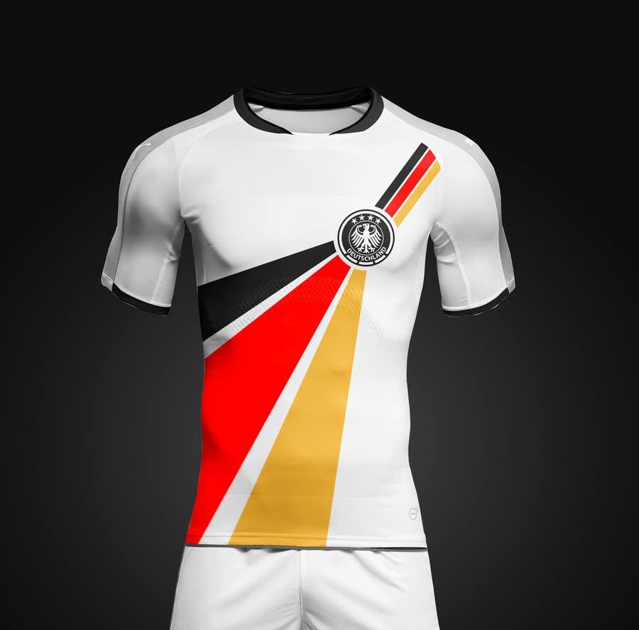 Proposition n°19 du concours German Jersey Shirt - Soccer Theme