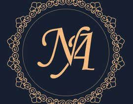 nº 30 pour Monogram required for a couple who is getting married. (N & A) par Haidderr