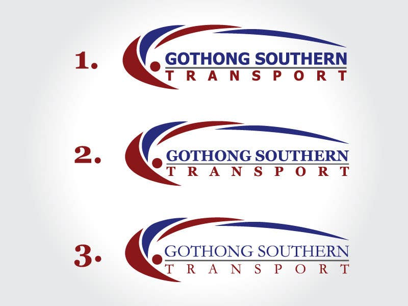 Proposition n°154 du concours Logo Design for a Transport/Trucking company