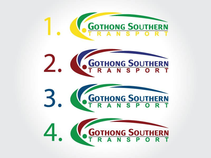 Proposition n°156 du concours Logo Design for a Transport/Trucking company
