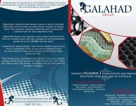 #6 para Brochure Design for Galahad Group Pty Ltd por kzexo