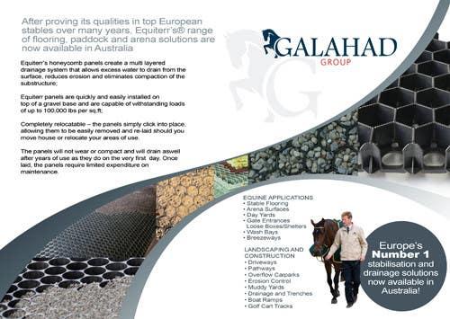 Inscrição nº                                         11                                      do Concurso para                                         Brochure Design for Galahad Group Pty Ltd
