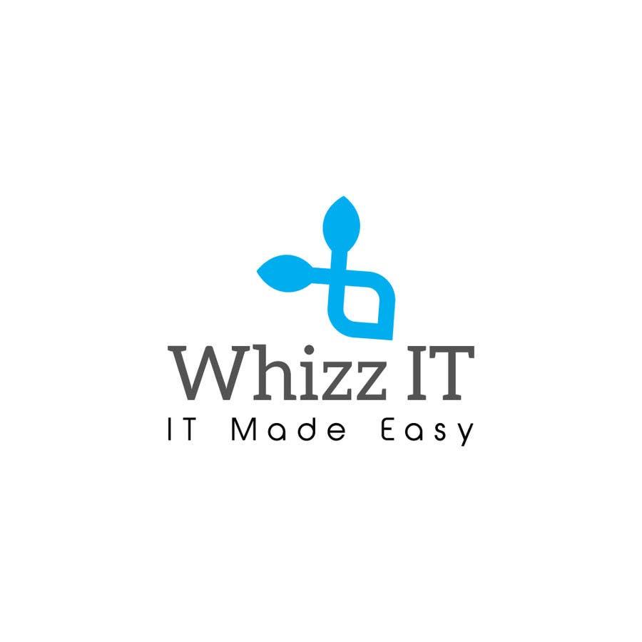 Proposition n°465 du concours Design a Logo for Whizz IT