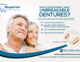 #5 for Design an Denture Clinic Advertisement by phonixiaa