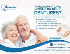 #12 for Design an Denture Clinic Advertisement by phonixiaa