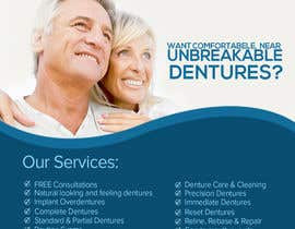 #17 for Design an Denture Clinic Advertisement by phonixiaa