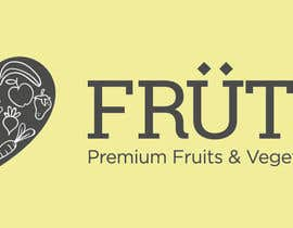 #28 for Logo design for a modern Fruits and Veggies shop by eden404