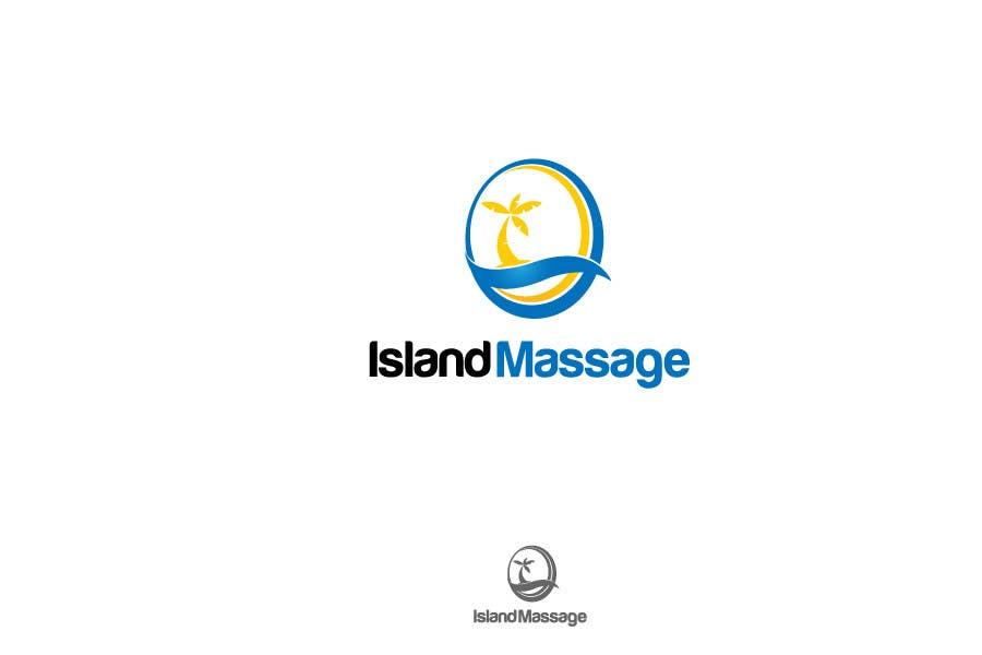 Penyertaan Peraduan #                                        68                                      untuk                                         Logo Design for Island Massage