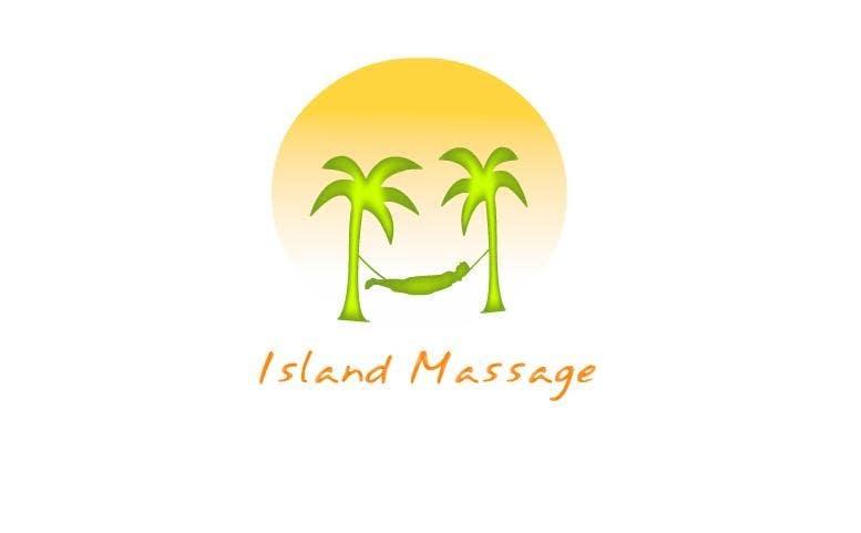 Penyertaan Peraduan #                                        85                                      untuk                                         Logo Design for Island Massage