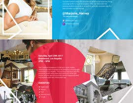 nº 19 pour Parallax web design for women brunch & pampering experience. par saidesigner87
