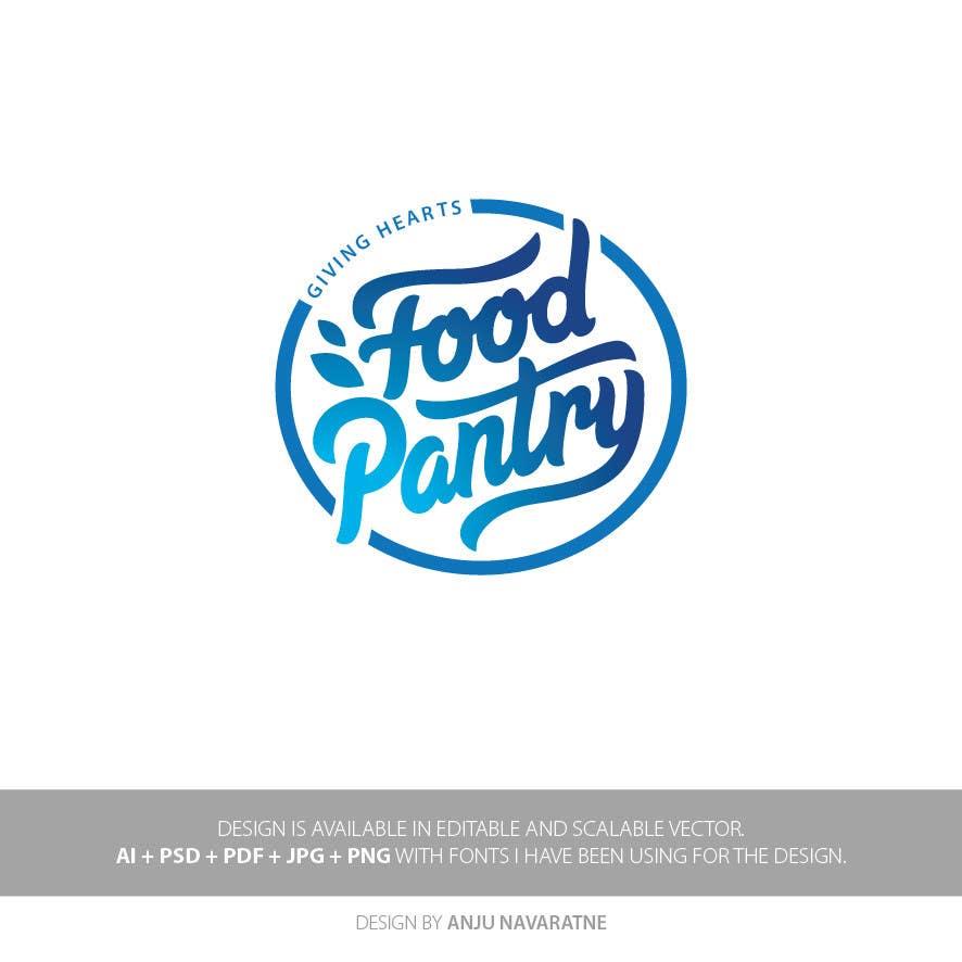 Kilpailutyö #                                        24                                      kilpailussa                                         Design a Logo for Food Pantry