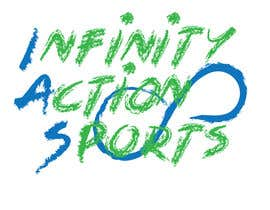 nº 26 pour Infinity Action Sports Logo par littlenaka