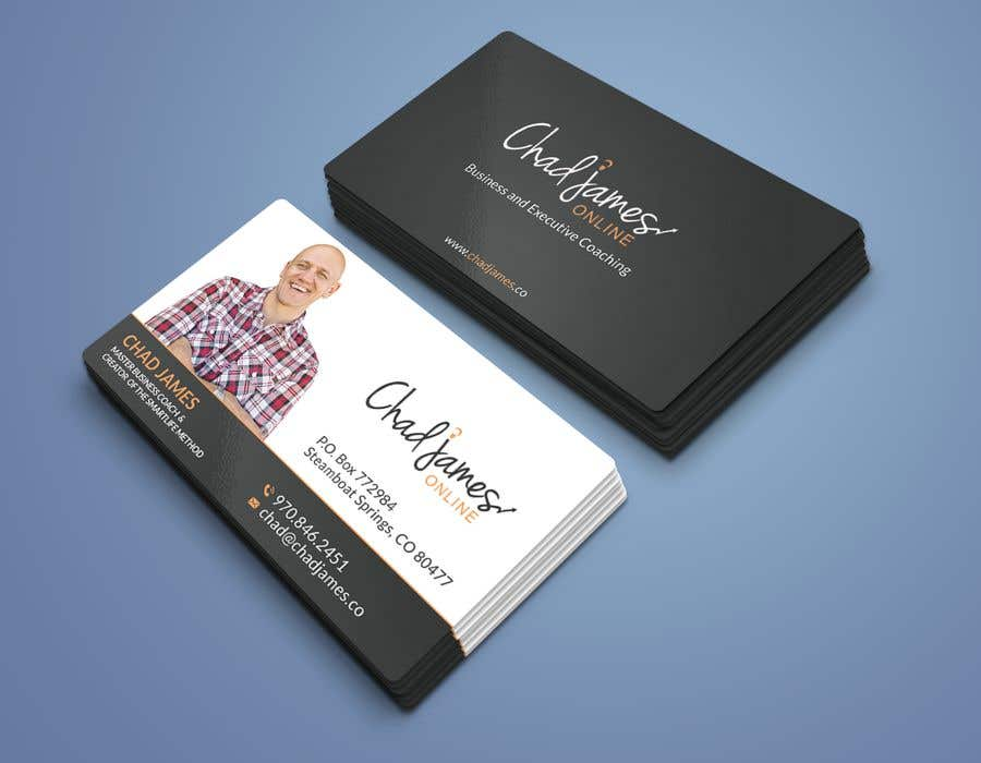Contest Entry #                                        15                                      for                                         Business Cards for Business Coach