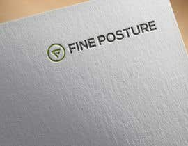 #44 for Design a Logo for start up - FINE POSTURE by badalhossain4351