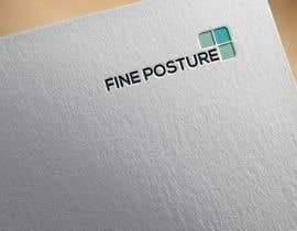 #47 for Design a Logo for start up - FINE POSTURE by badalhossain4351