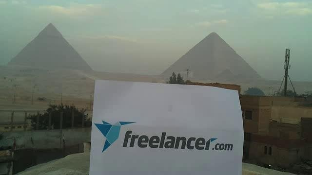 #217 for Expose the Freelancer.com Logo! $25,000 in Prizes by Ara2EngTrans