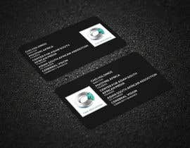 #23 for Quickly design a modern black and silver Business card by ruman254