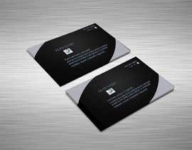 #18 for Quickly design a modern black and silver Business card by jothi007